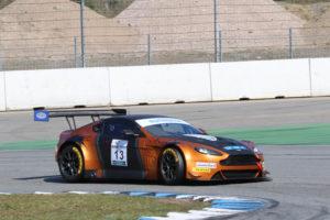 Timo Scheibner Aston Martin Vantage GT3 DMV GTC