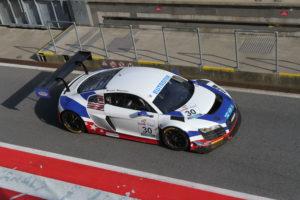 Jay Boyd HCB-Rutronik Racing Audi R8 LMS ultra DMV GTC Red Bull Ring