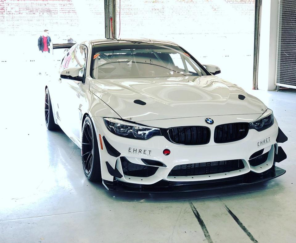 Ehret Motorsport BMW M4 GT4