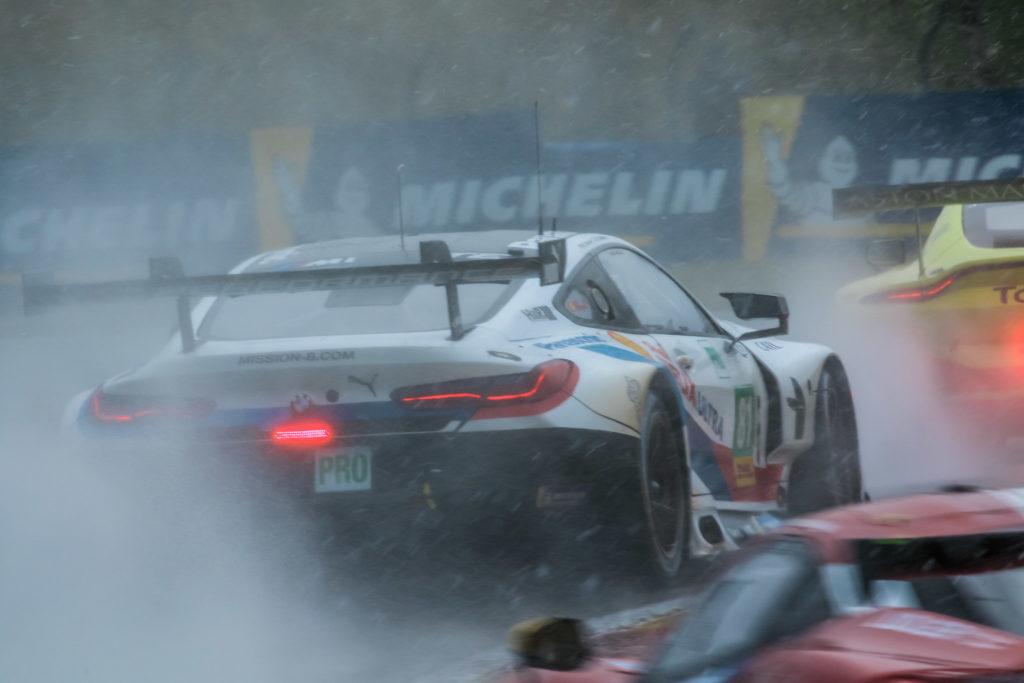 Martin Tomczyk/Nick Catsburg BMW Team MTEK BMW M8 FIA WEC