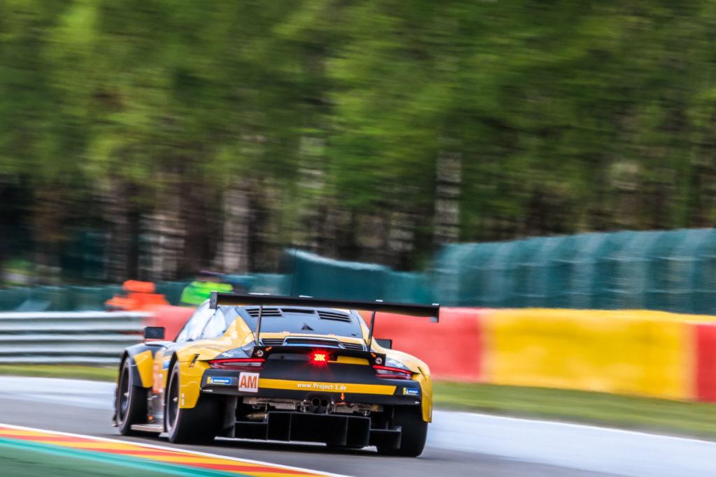 Jörg Bergmeister/Patrick Lindsey/Egidio Perfetti Project1 Porsche 911 RSR FIA WEC