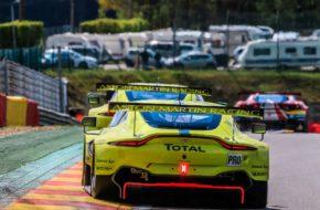 Nicki Thiim/Marco Sörensen Aston Martin Racing Aston Martin Vantage FIA WEC
