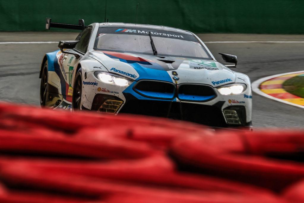 Augusto Farfus/Antonio Felix da Costa BMW Team MTEK BMW M8 FIA WEC