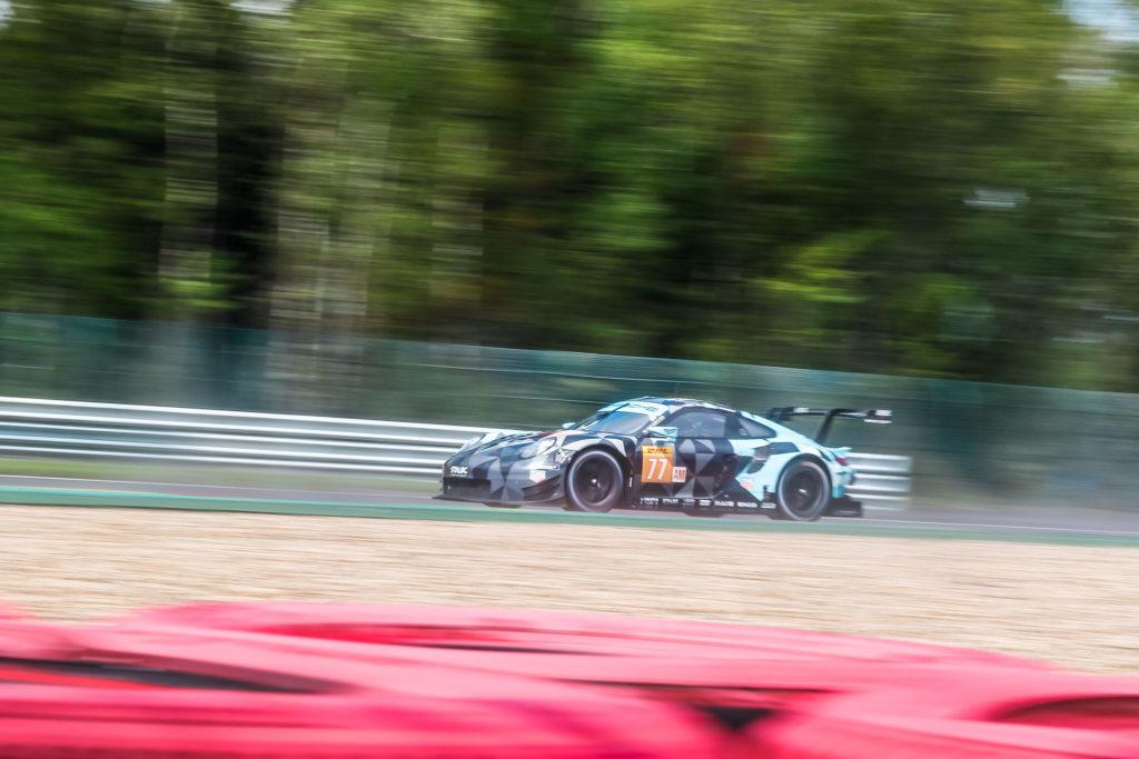Christian Ried/Riccardo Pera/Matt Campbell Dempsey-Proton Racing Porsche 911 RSR FIA WEC