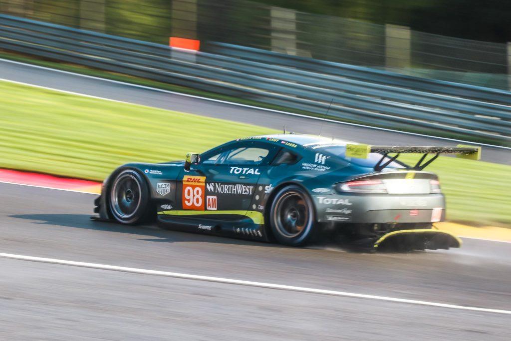Paul Dalla Lana/Pedro Lamy/Mathias Lauda Aston Martin Racing Aston Martin Vantage FIA WEC