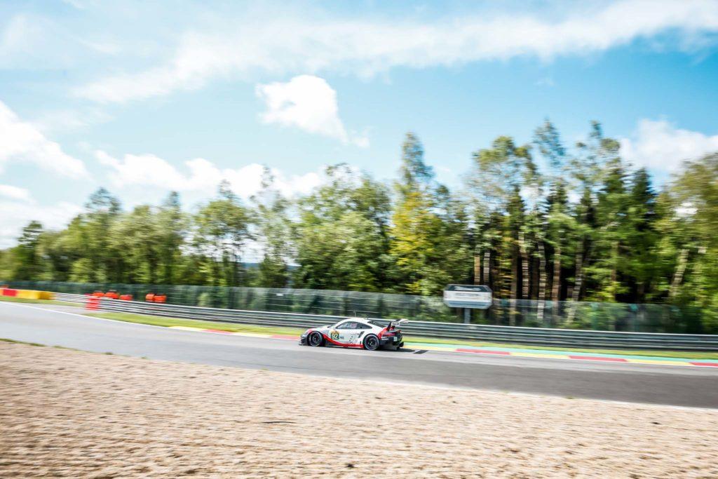Michael Christensen/Kevin Estre Porsche GT Team Porsche 911 RSR FIA WEC