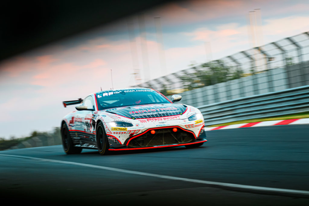 Jörg Viebahn Nicolaj Möller Madsen Jörg Viebahn PROpeak Performance Aston Martin Vantage GT4