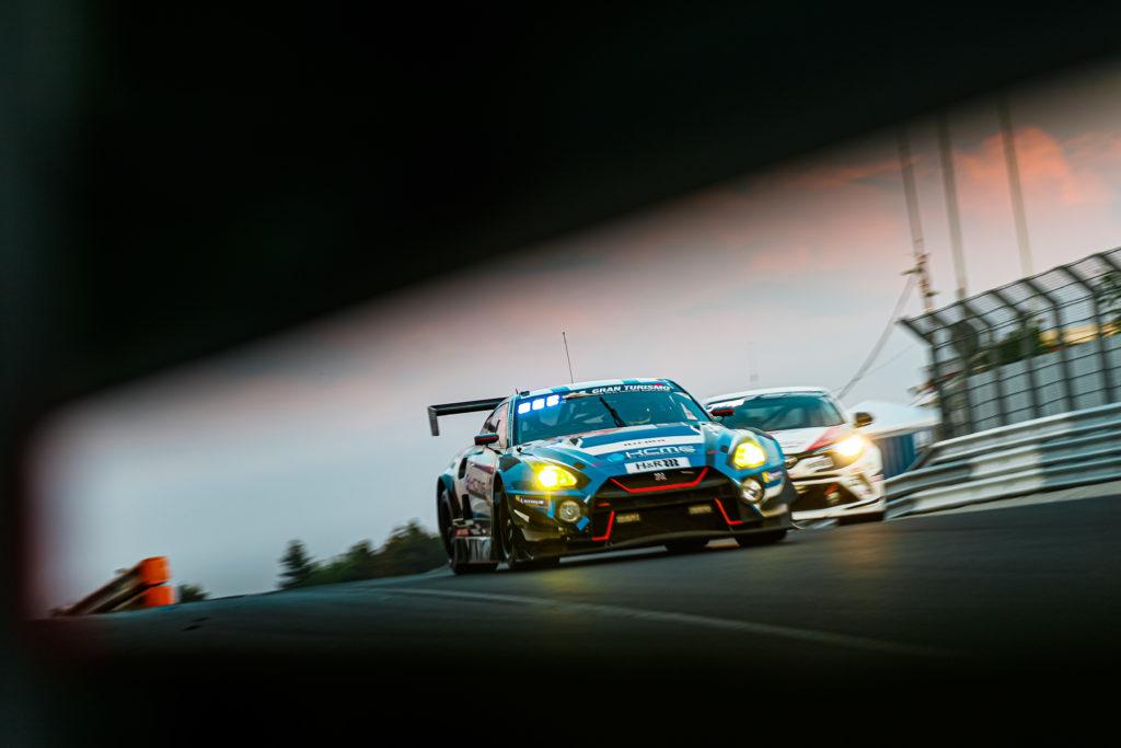 Nico Menzel Edoardo Liberati Christer Jöns Matthieu Vaxiviere KCMG Nissan GT-R 24h Nürburgring