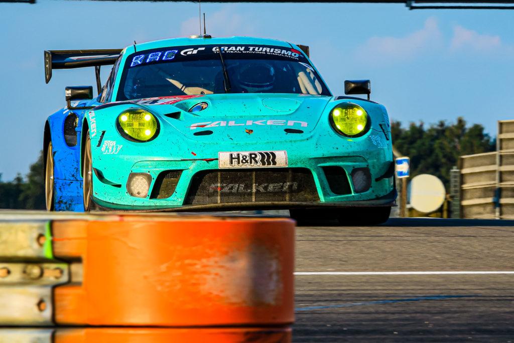 Klaus Bachler Martin Ragginger Jörg Bergmeister Dirk Werner Falken Motorsports Porsche 911 GT3 R 24h Nürburgring