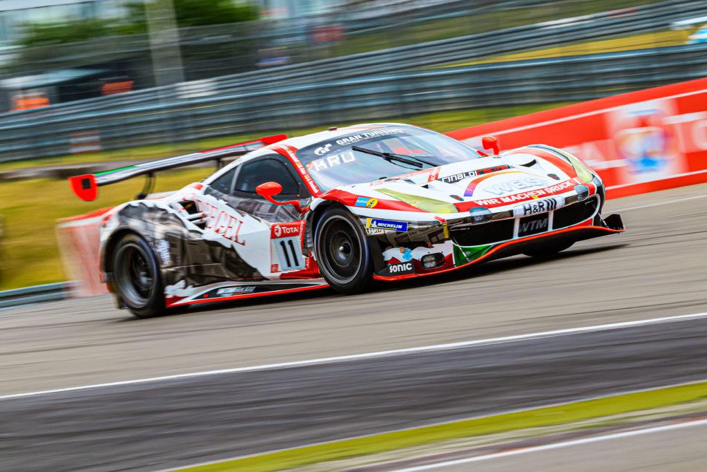 Daniel Keilwitz Oliver Kainz Jochen Krumbach Alexander Mattschull Wochenspiegel Team Monschau Ferrari 488 GT3 24h Nürburgring
