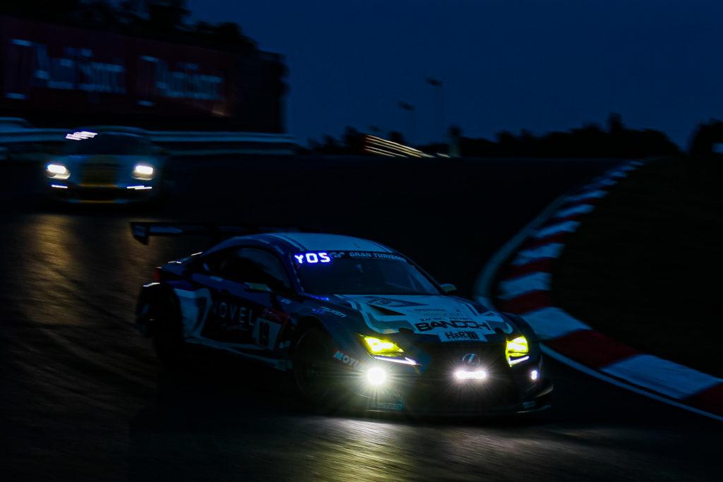Dominik Farnbacher Hiroki Yoshimoto Marco Seefried Michael Tischner Bandoh Racing with Novel Racing Lexus RC-F GT3