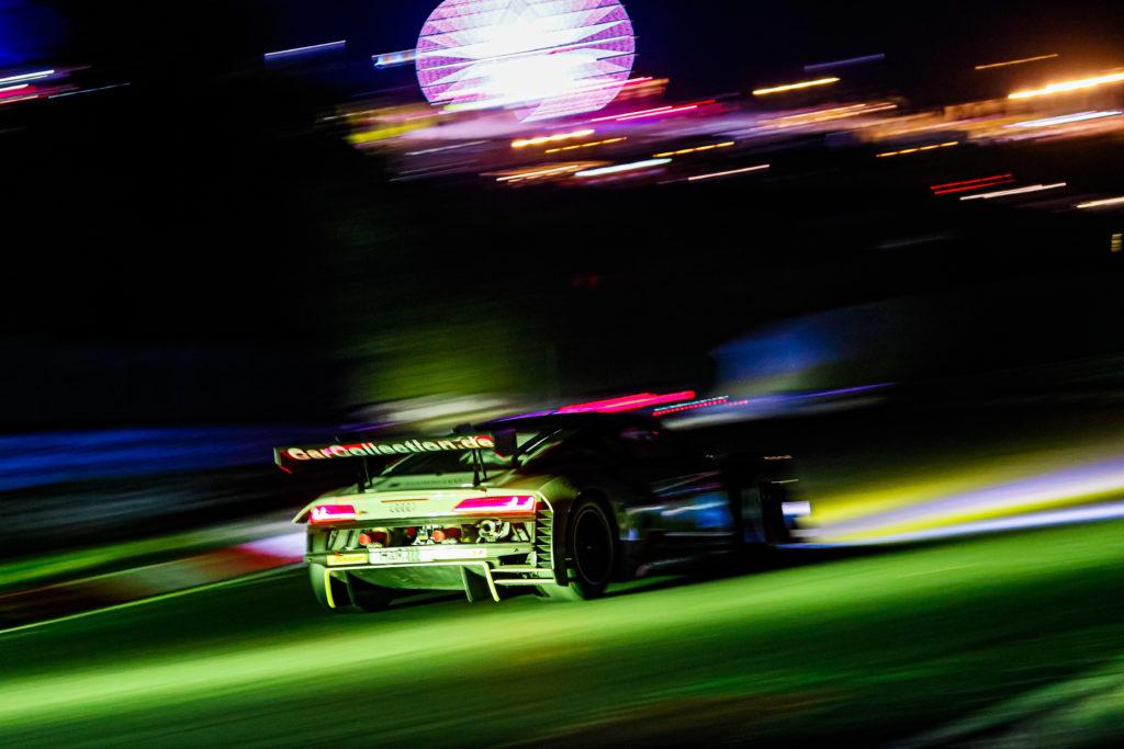 Stefan Aust Christian Bollrath Oliver Bender Jean Louis Hertenstein Car Collection Audi R8 LMS 24h Nürburgring