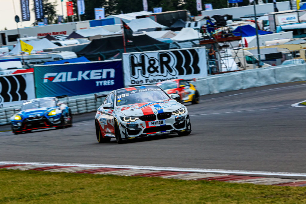 Florian Wolf Manuel Amweg Arne Hoffmeister Rudi Adams Leutheuser Racing&Events BMW M4 GT4 24h Nürburgring