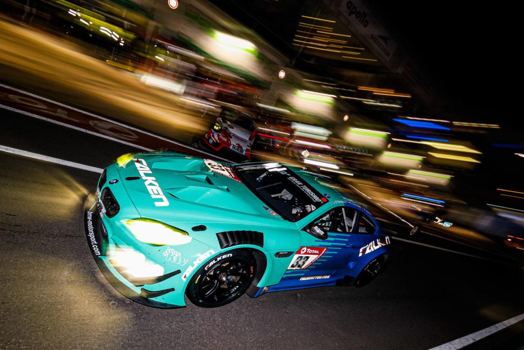 Peter Dumbreck Stef Dusseldorp Alexandre Imperatori Jens Klingmann Falken Motorsports BMW M6 GT3 24h Nürburgring