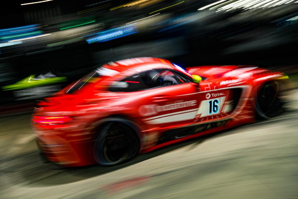 Renger van der Zande Tristan Vautier Kenneth Heyer Jan Seyffarth GetSpeed Performance Mercedes AMG GT3 24h Nürburgring