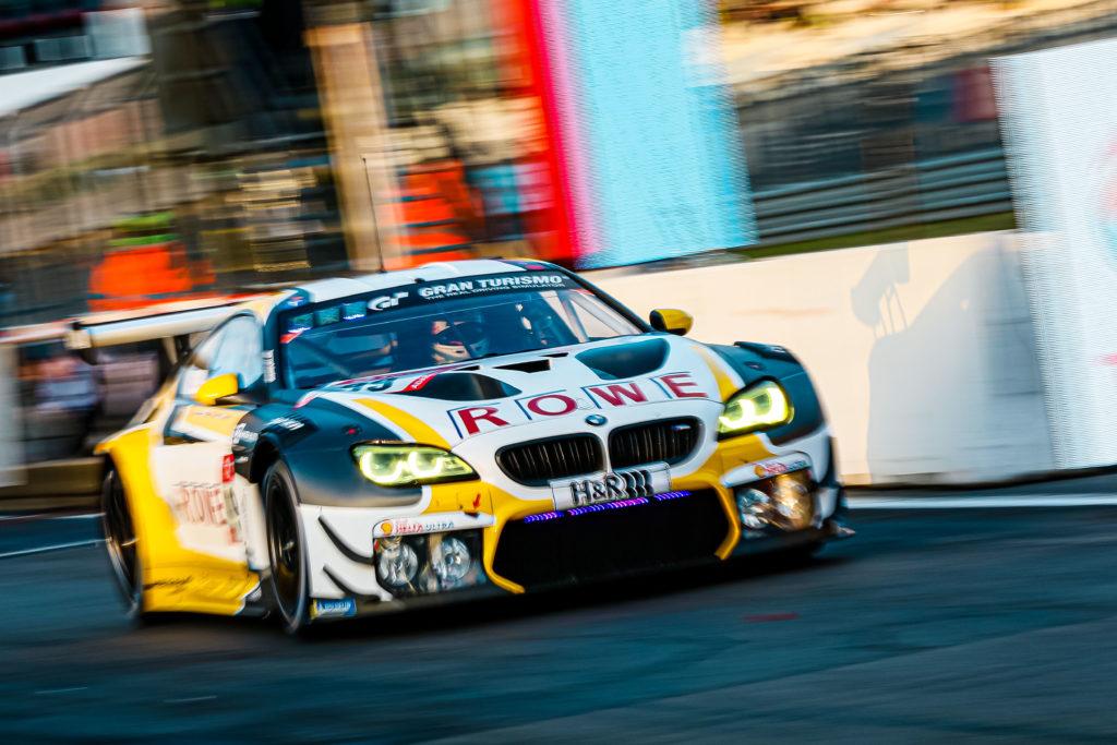 Nick Catsburg Marco Wittmann Jesse Krohn John Edwards ROWE Racing BMW M6 GT3 24h Nürburgring