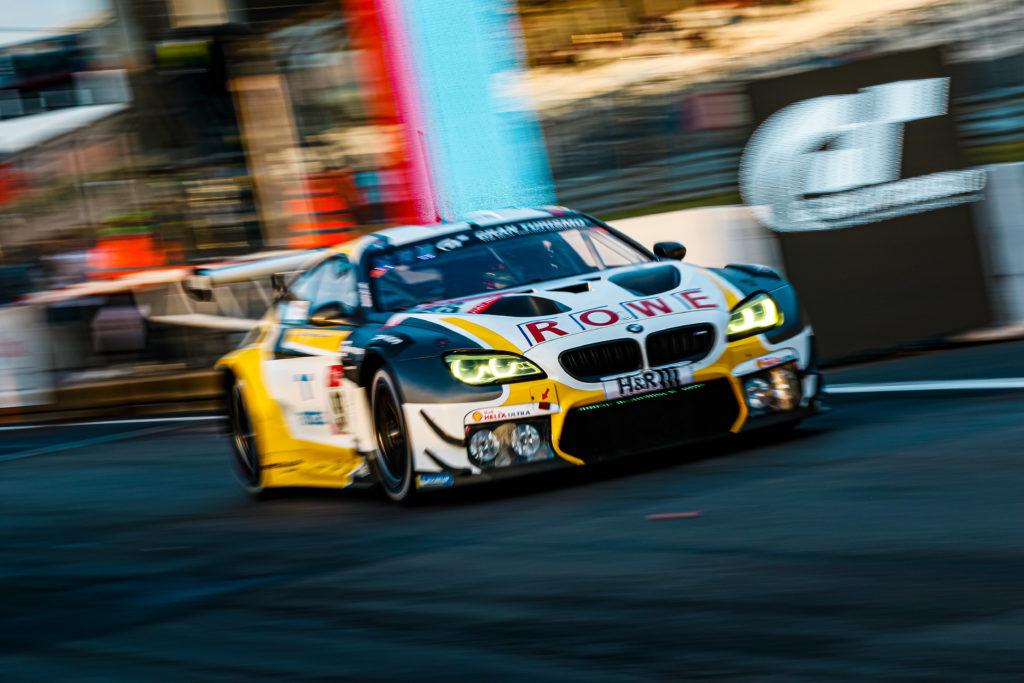Phillip Eng Connor de Phillippi Tom Blomqvist Mikkel Jensen ROWE Racing BMW M6 GT3 24h Nürburgring