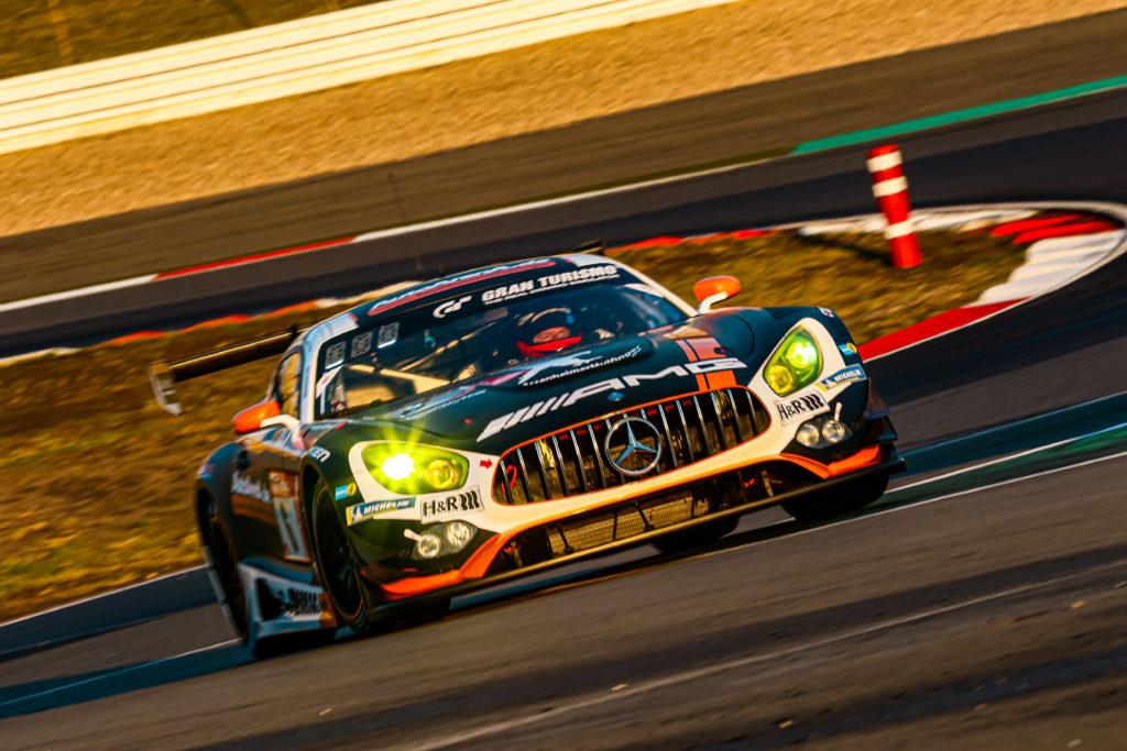 Patrick Assenheimer Nico Bastian Yelmer Buurman Gabriele Piana Mercedes-AMG Team Black Falcon Mercedes AMG GT3 24h Nürburgring