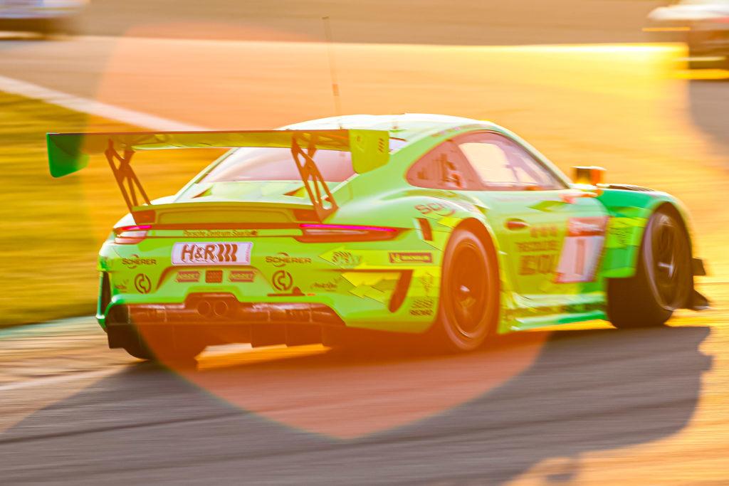 Richard Lietz Frédéric Makowiecki Patrick Pilet Nick Tandy Manthey Racing Porsche 911 GT3 R 24h Nürburgring