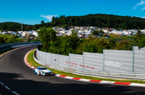 Fabian Vettel Philip Ellis Luca Ludwig Jules Szymkowiak GetSpeed Performance Mercedes AMG GT3