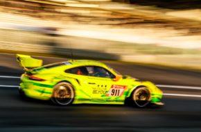 Earl Bamber Michael Christensen Kevin Estre Laurens Vanthoor Manthey Racing Porsche 911 GT3 R 24h Nürburgring