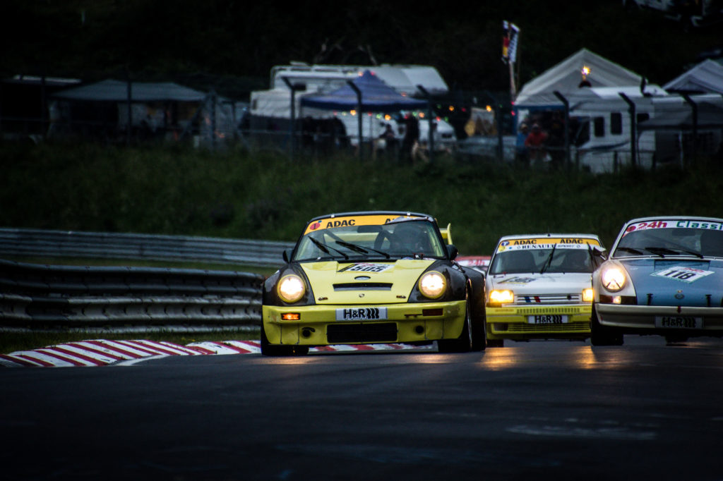 Heiko Hammel Mathias Wasel 24h Classic Youngtimer Trophy Porsche 911 RSR