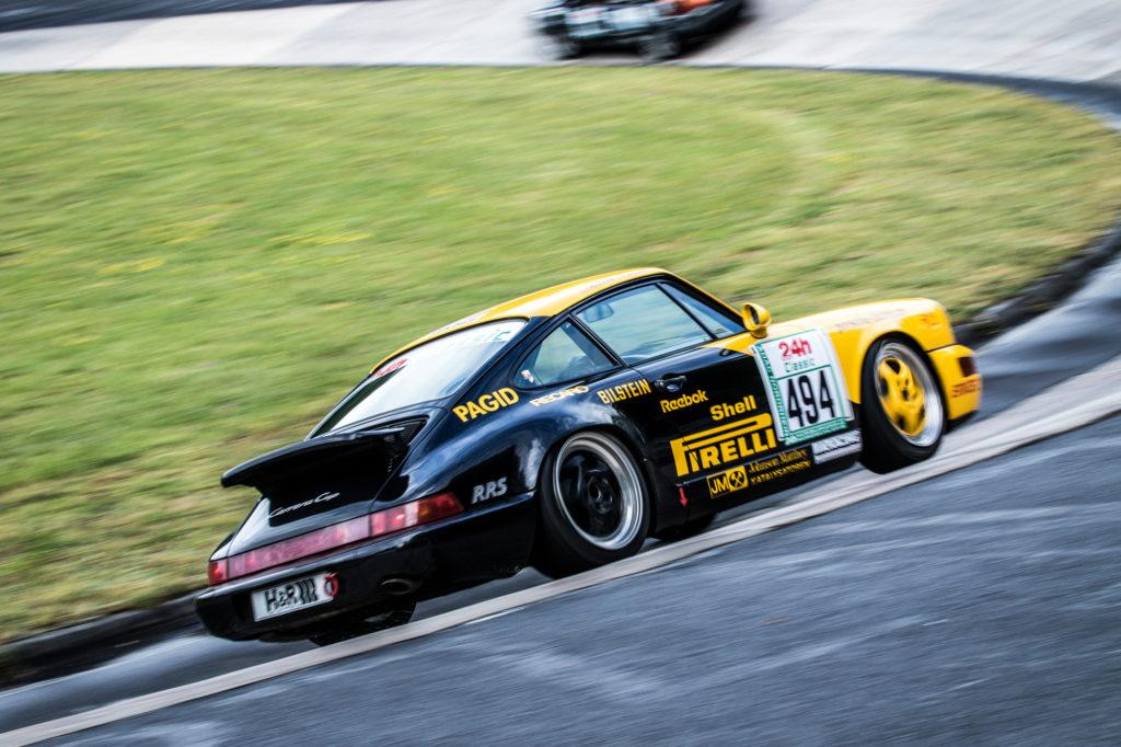 Ivan Reggiani Ivan Jacoma 24h Classic Youngtimer Trophy Porsche Carrera 964 Cup