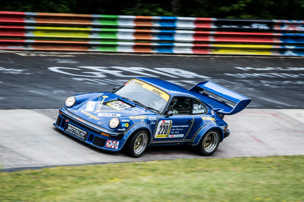 Stefan Oberdörster Andy Gülden 24h Classic Youngtimer Trophy Porsche Turbo