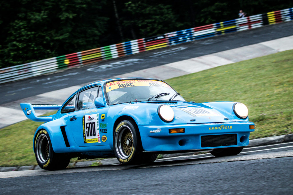 Nick Salewsky Edgar Salewsky 24h Classic Youngtimer Trophy Porsche 911 RSR