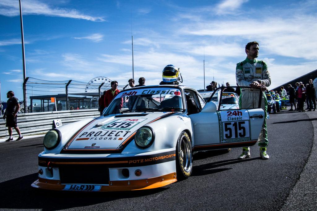Ingo Pütz Christoph Breuer 24h Classic Youngtimer Trophy Porsche 911 RSR