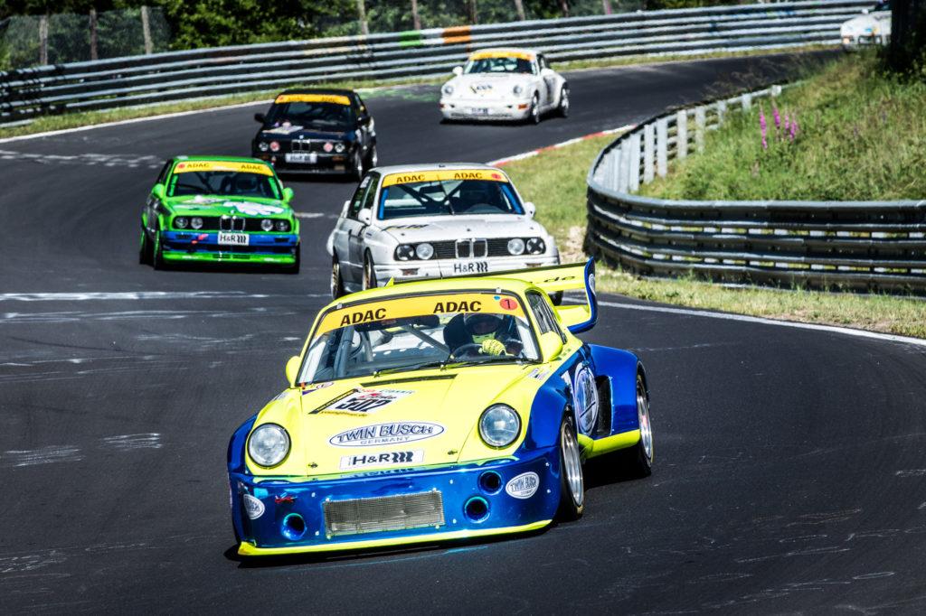 Marc Busch Dennis Busch 24h Classic Youngtimer Trophy Porsche 911 RSR