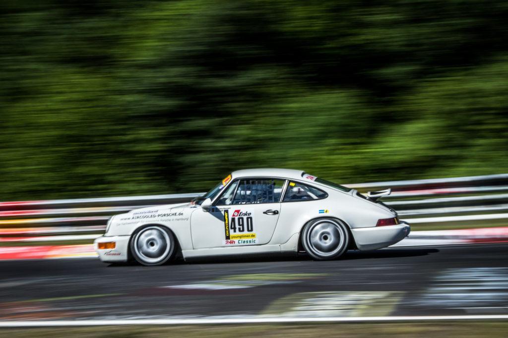 Ron Noll 24h Classic Youngtimer Trophy Porsche 964 Cup