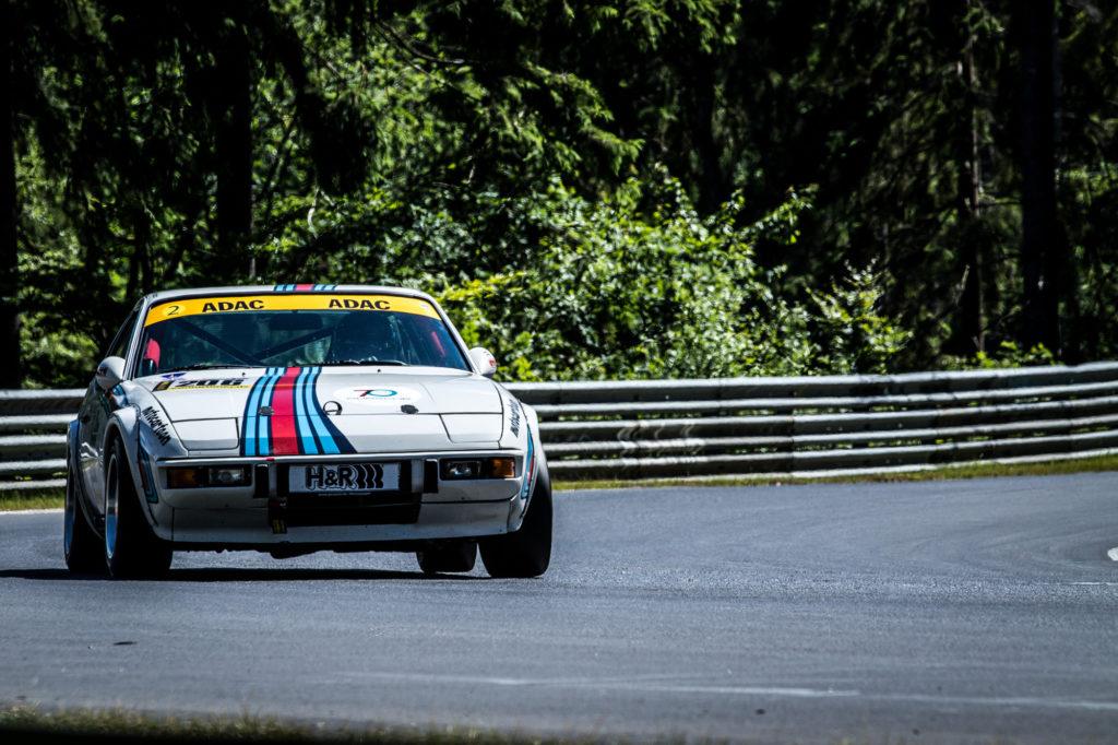 Ralf Zensen Hans Martin Irnich Norbert Fischer 24h Classic Youngtimer Trophy Porsche 924