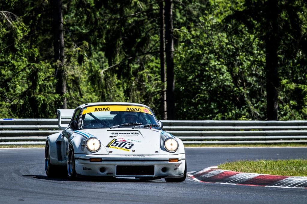Michael Küke 24h Classic Youngtimer Trophy Porsche 911 Carrera RSR