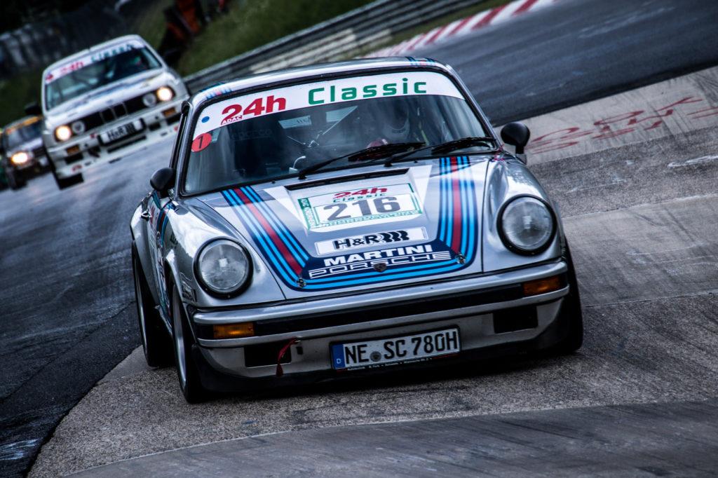 Sven Kreimendahl Bojan Ferk 24h Classic Youngtimer Trophy Porsche 911