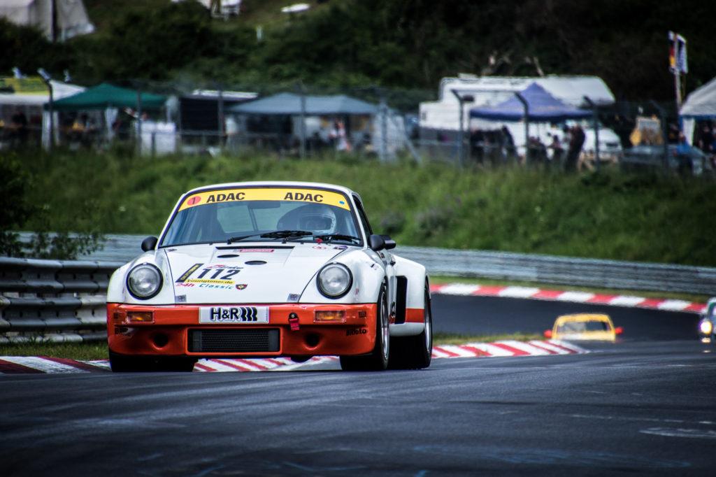Dr. Dr. Dirk Baumann 24h Classic Youngtimer Trophy Porsche 911 RSR