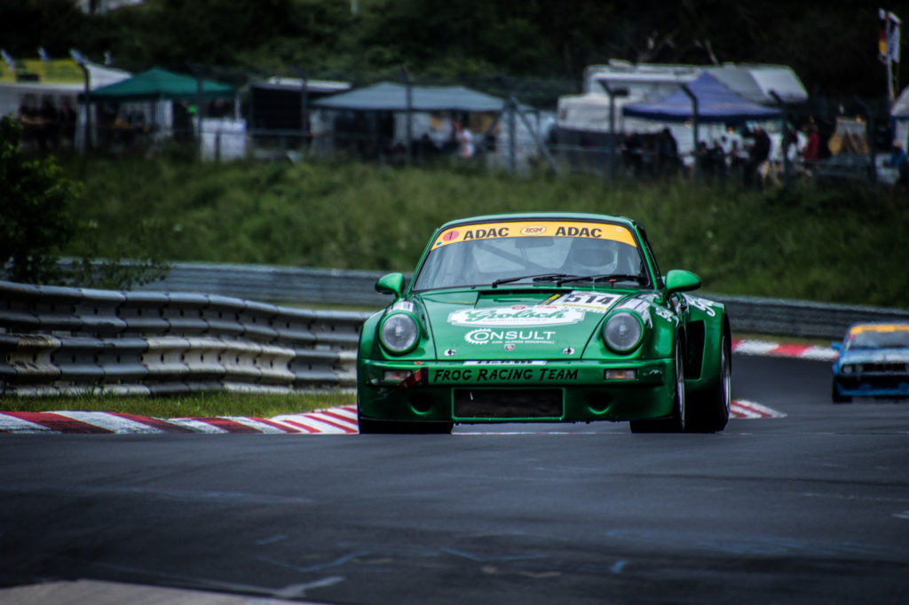 Robert Hinzer Massimo Ronconi 24h Classic Youngtimer Trophy Porsche 911