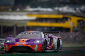 Jeroen Bleekemolen Felipe Fraga Ben Keating Keating Motorsport Ford GT 24h Le Mans WEC