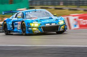 Jeroen Bleekemolen Vincent Kolb Kim-Luis Schramm Frank Stippler Phoenix Racing Audi R8 24h Nürburgring