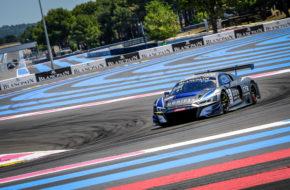 Mattia Drudi/Steijn Schothorst/Pieter Schothorst Attempto Racing Audi R8 LMS Blancpain GT Series Endurance Cup Le Castellet 2019