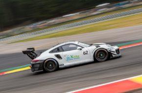 Frank Kräling Porsche 911 GT2 RS Clubsport