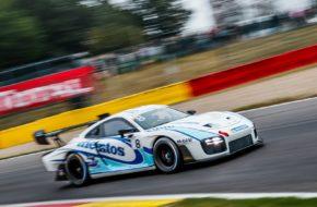 Egidio Perfetti Porsche 935 Porsche Motorsport GT2 Supersportscar Weekend Team Mentos