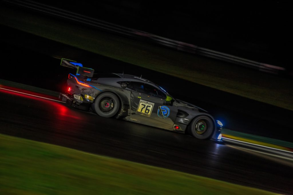 Marvin Kirchhöfer Jake Dennis Alex Lynn R-Motorsport Aston Martin Vantage AMR GT3 Blancpain GT Series Endurance Cup 24h Spa