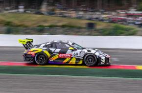 Jan-Erik Slooten Porsche 911 GT2 RS Clubsport Ring Police