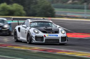 Klaus Abbelen Frikadelli Racing Porsche 911 GT2 RS Clubsport