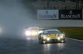 Nick Cassidy Nick Foster Daniel Serra HubAuto Corsa Ferrari 488 GT3 Blancpain GT Series Endurance Cup 24h Spa