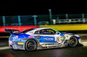 Alexandre Imperatori Oliver Jarvis Edoardo Liberatio KCMG Nissan GT-R GT3 Blancpain GT Series Endurance Cup 24h Spa