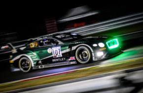Jordan Pepper Steven Kane Jules Gounon Bentley Team M-Sport Bentley Continental Blancpain GT Series Endurance Cup 24h Spa