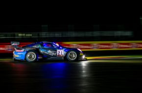 Michael Soeryadjaya Antares Au Francis Tija Remo Ruscitti OpenRoad Racing Porsche 911 GT3 R Blancpain GT Series Endurance Cup 24h Spa