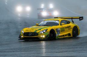 Maximilian Buhk Maximilian Götz Lucas Auer Mercedes-AMG Team GruppeM Racing Blancpain GT Series Endurance Cup 24h Spa